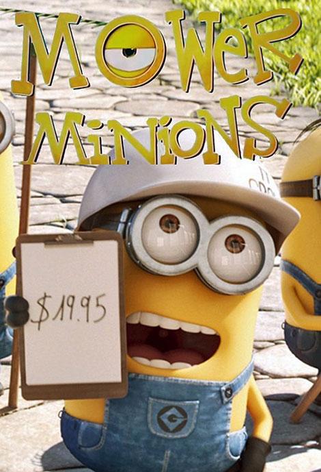 دانلود رایگان فیلم Mower Minions 2016
