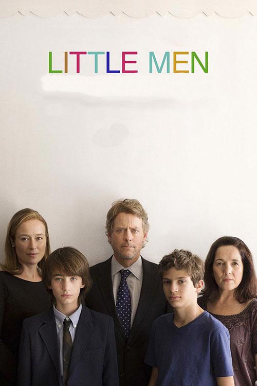 دانلود رایگان فیلم Little Men 2016
