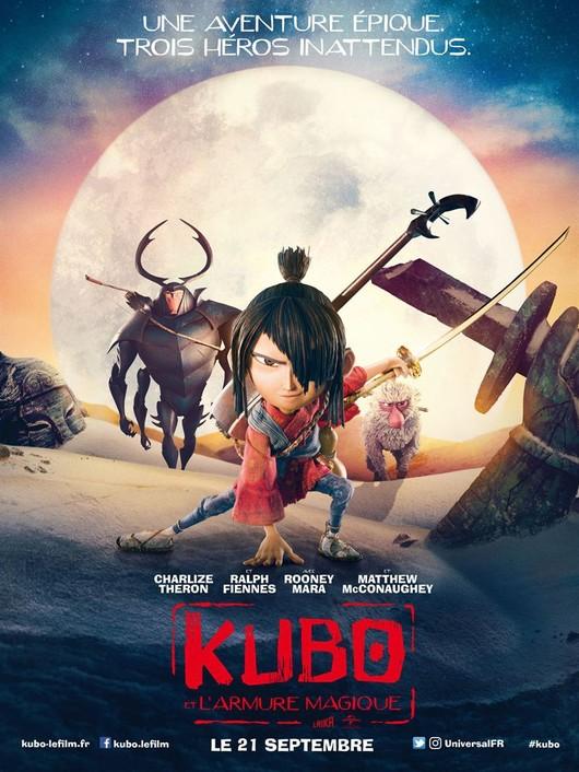 دانلود انیمیشن سینمایی Kubo and the Two Strings
