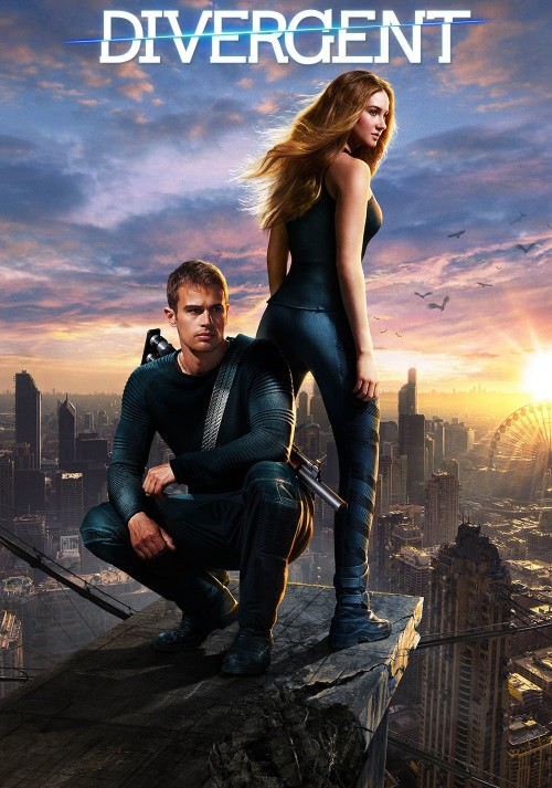 دانلود دوبله فارسی فیلم متمایز Divergent 2014