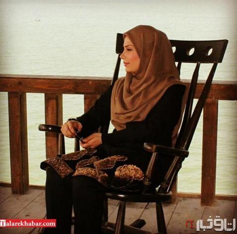 پست مجری معروف زن پس از طلاقش+عکس
