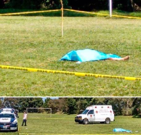 فوتبالیست پس از قتل داور فراری شد+عکس