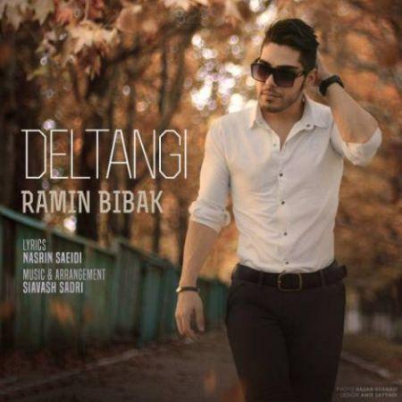 دانلود آهنگ دلتنگی از رامین بیباک