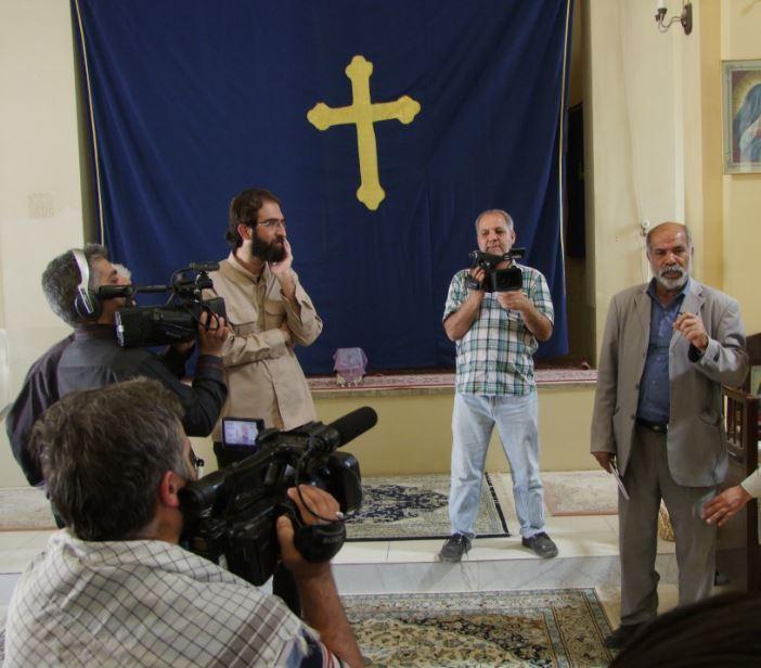 یادی از شهدای ارمنی 8 سال جنگ تحمیلی