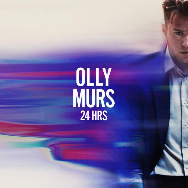 دانلود آلبوم جدید از Olly Murs به نام 24 HRS