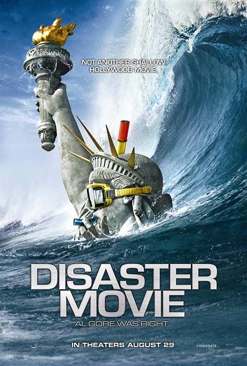دانلود فیلم Disaster Movie 2008 با لینک مستقیم
