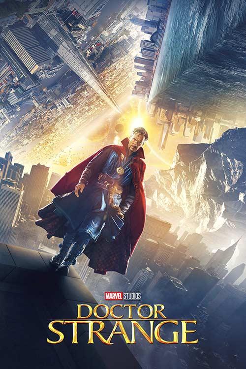 دانلود فیلم Doctor Strange 2016 با لینک مستقیم