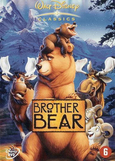 دانلود فیلم Brother Bear 2003 با لینک مستقیم