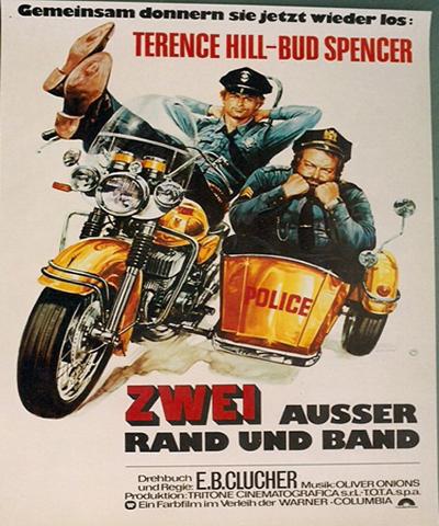 دانلود فیلم دو پلیس زبل Crime Busters 1977 با دوبله فارسی