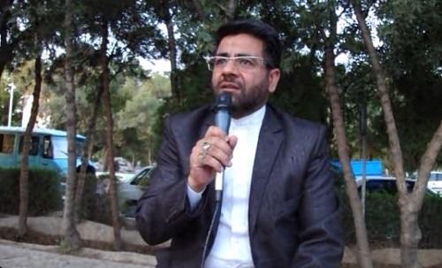 شهادت محسن خزائی خبرنگار در حلب سوریه + عکس
