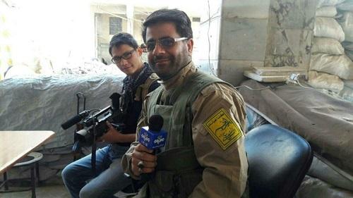 بیوگرافی محسن خزایی خبرنگار