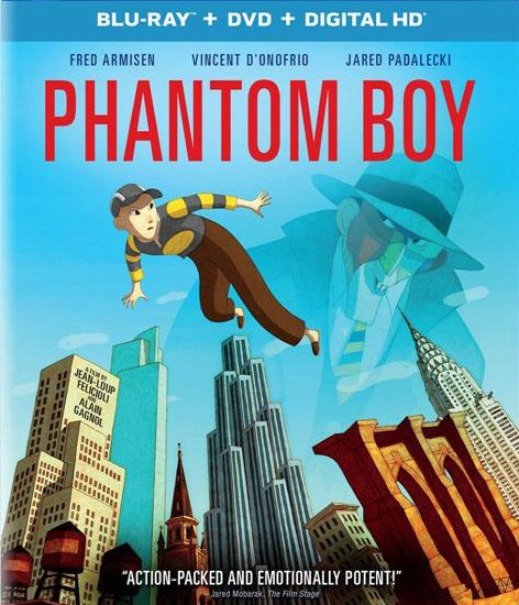 دانلود رایگان فیلم Phantom Boy 2015