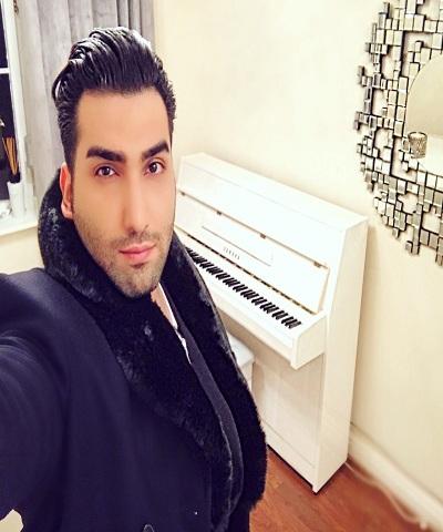 اجرای زنده و مصاحبه حسین تهی در شبکه منوتو تی وی