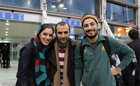 تیپ سوپراستارهای جدید ایران در ملبورن +عکس