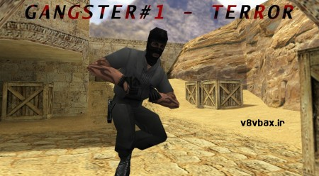 دانلود اسکین Gangster #1 - terror