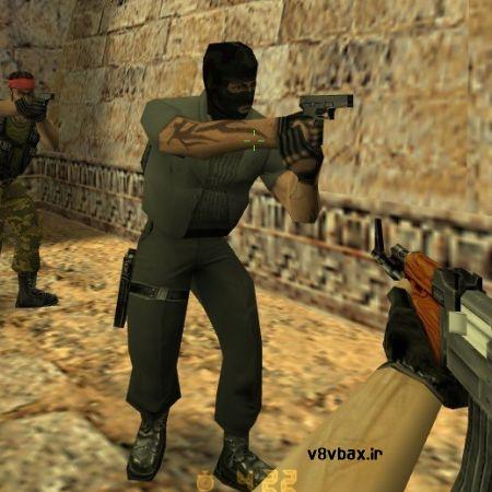 اسکین Gangster #1 - terror