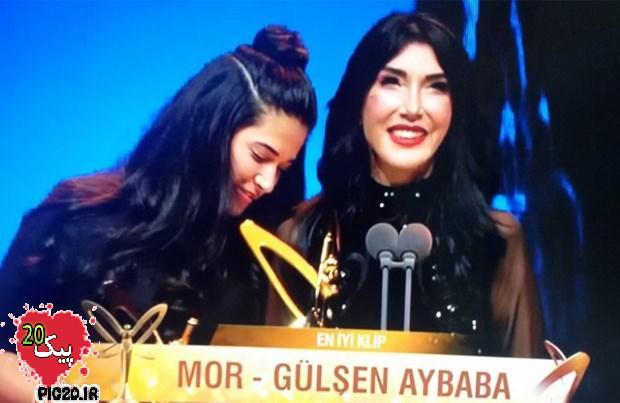 عکسهای جشن پروانه طلایی ترکیه 2016