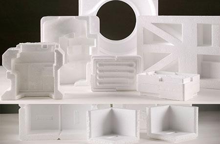 تصاویری از قالب و دستگاه های پلاستوفوم