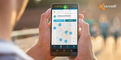 جدید دانلود Avast Wi-Fi Finder – یافتن وای فای امن عمومی
