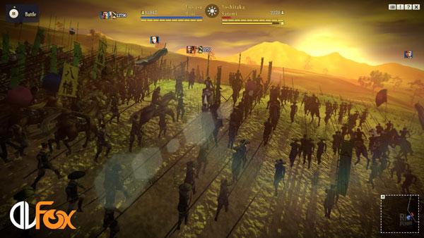 دانلود بازی Nobunagas Ambition Sphere of Influence برای PC
