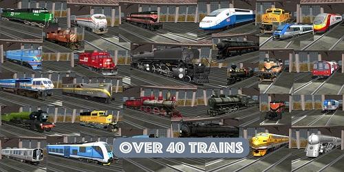 دانلود شبیه ساز قطار Train Sim Pro اندروید