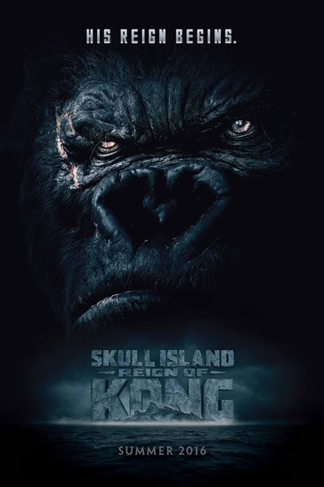 دانلود رایگان فیلم Kong Skull Island 2017