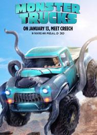 دانلود رایگان فیلم Monster Trucks 2017