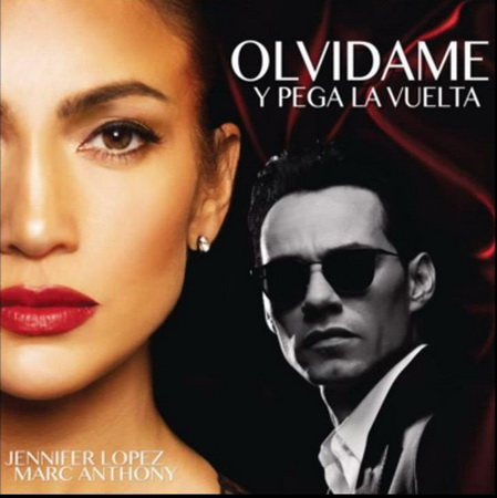دانلود آهنگ Olvidame y Pega la Vuelta از Jennifer Lopez و Marc Anthony