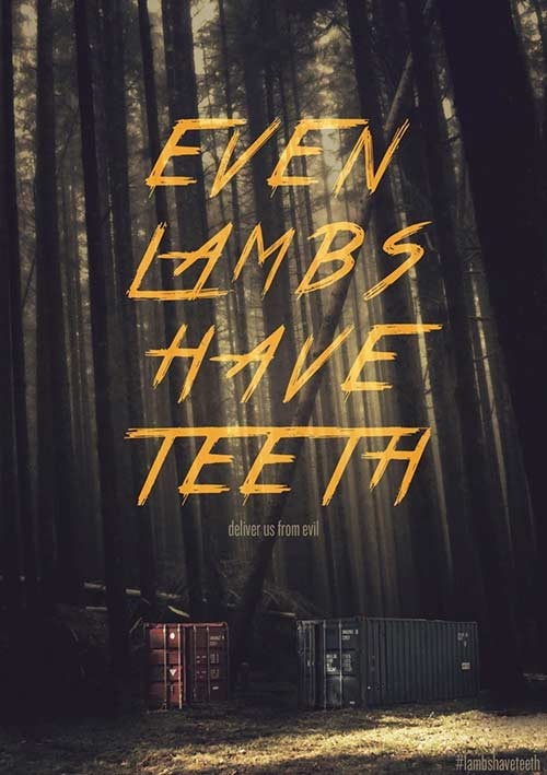 دانلود فیلم Even Lambs Have Teeth 2016