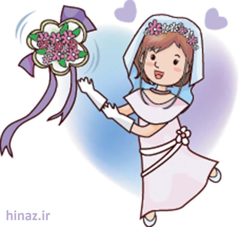 تعبیر خواب عروسی کردن