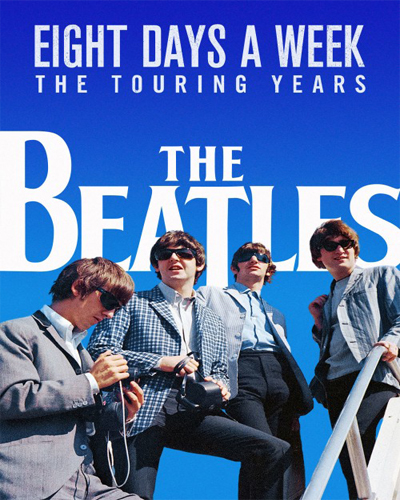 دانلود مستند The Beatles: Eight Days a Week – The Touring Years 2016
