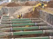 دانلود پروژه گودبرداری ساختمان