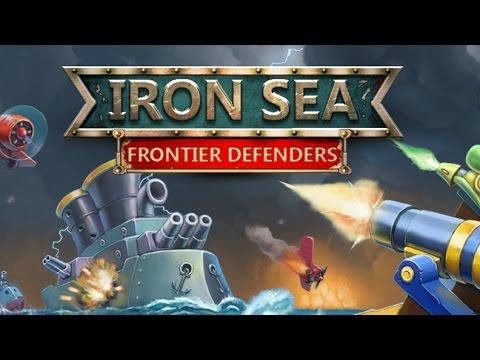 دانلود بازی Iron Sea 2 Frontier Defenders برای کامپیوتر