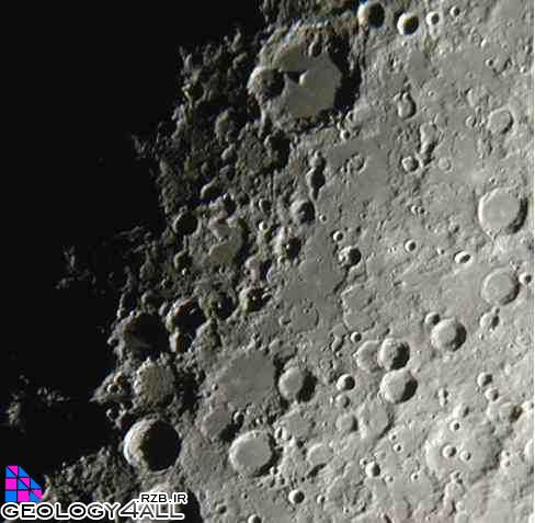 عمیقترین حفره ماه