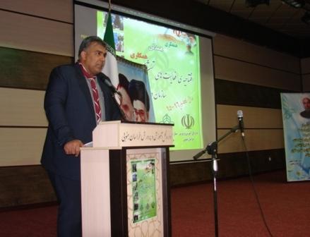 کسب رتبه دوم کشوری توسط سازمان دانش آموزی استان خراسان جنوبي