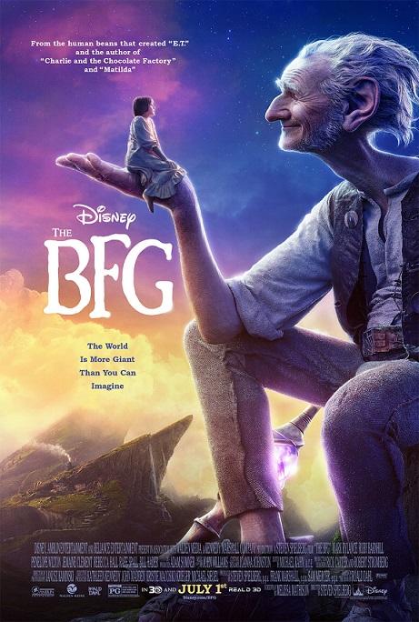 دانلود انیمیشن سینمایی بی.اف.جی The BFG 2016