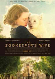 دانلود رایگان فیلم The Zookeepers Wife 2017