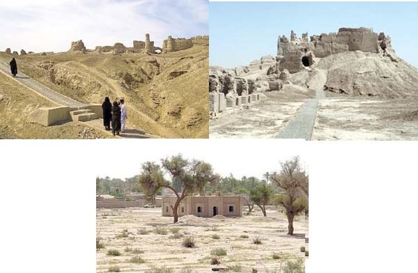رودخانه بمپور بلوچستان