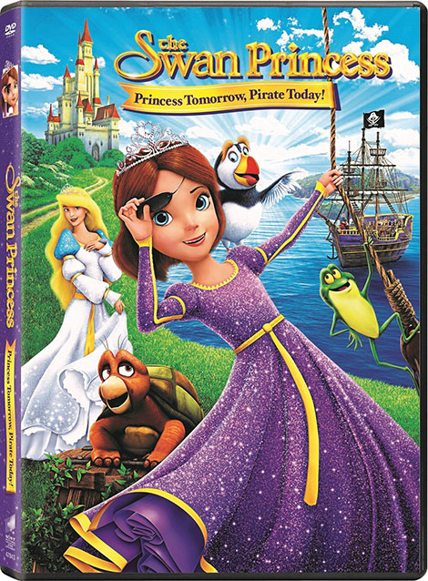 دانلود انیمیشن Princess Tomorrow, Pirate Today! 2016