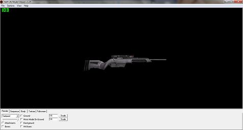 دانلود نرم افزار Half-Life Model Viewer برای ساخت اسکین