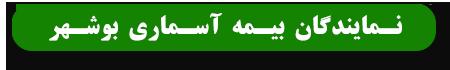نمایندگان بیمه آسماری استان بوشهر