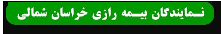 نمایندگان بیمه رازی استان خراسان شمالی