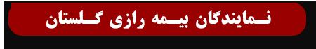 نمایندگان بیمه رازی استان گلستان