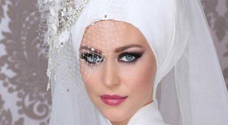 مدل تاج و تور عروس