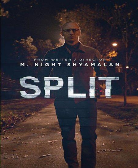 دانلود رایگان فیلم Split 2016