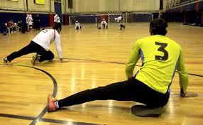 دانلود پاورپوینت آموزش گلبال