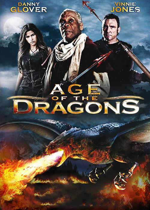 دانلود دوبله فارسی فیلم عصر اژدها Age of the Dragons 2011