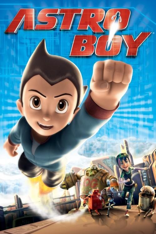 دانلود دوبله فارسی فیلم آسترو بوی Astro Boy 2009