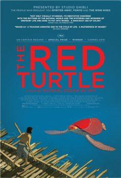 دانلود رایگان فیلم The Red Turtle 2016