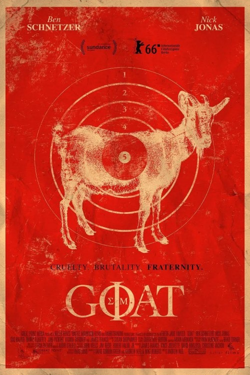 دانلود رایگان فیلم Goat 2016